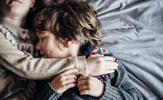 compassionate siblings